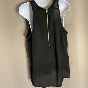 Apt. 9 Tops - Black Tank Top